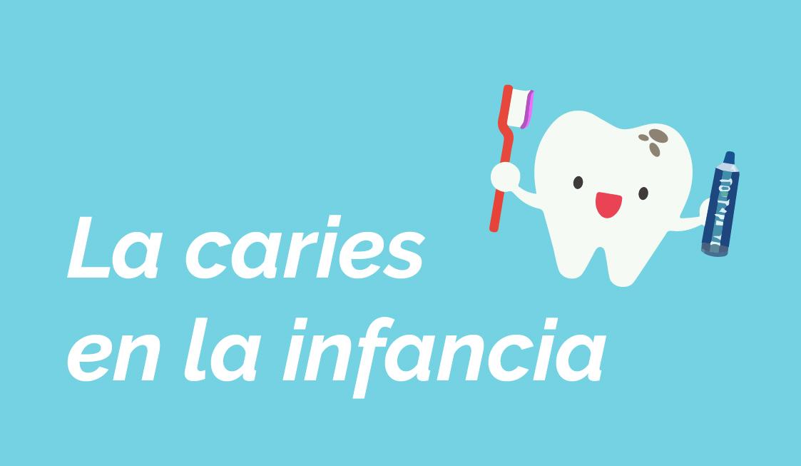 Caries: el principal problema dental infantil