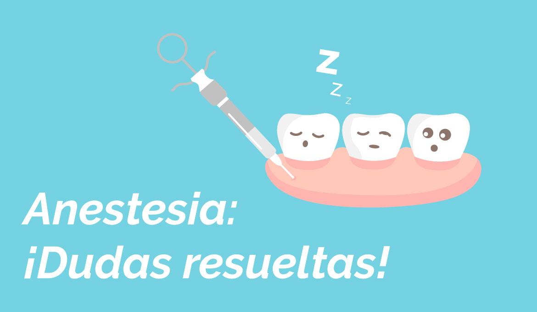 La anestesia en la odontopediatría