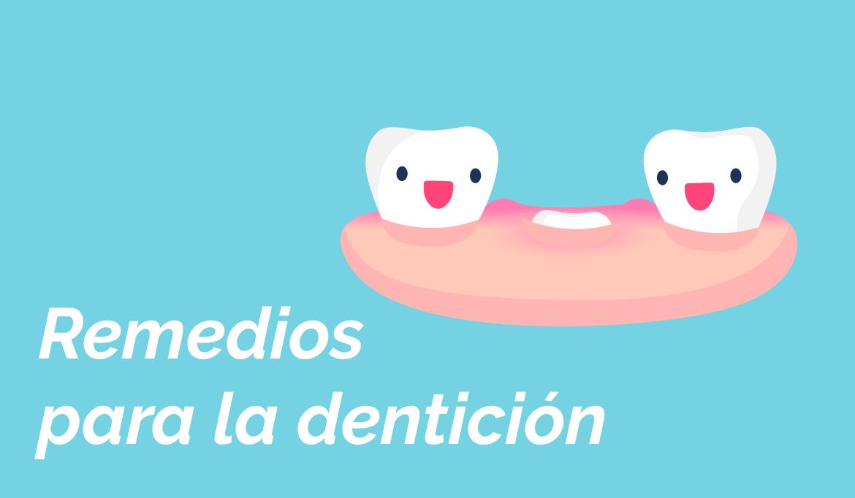 Cómo aliviar el dolor de la dentición