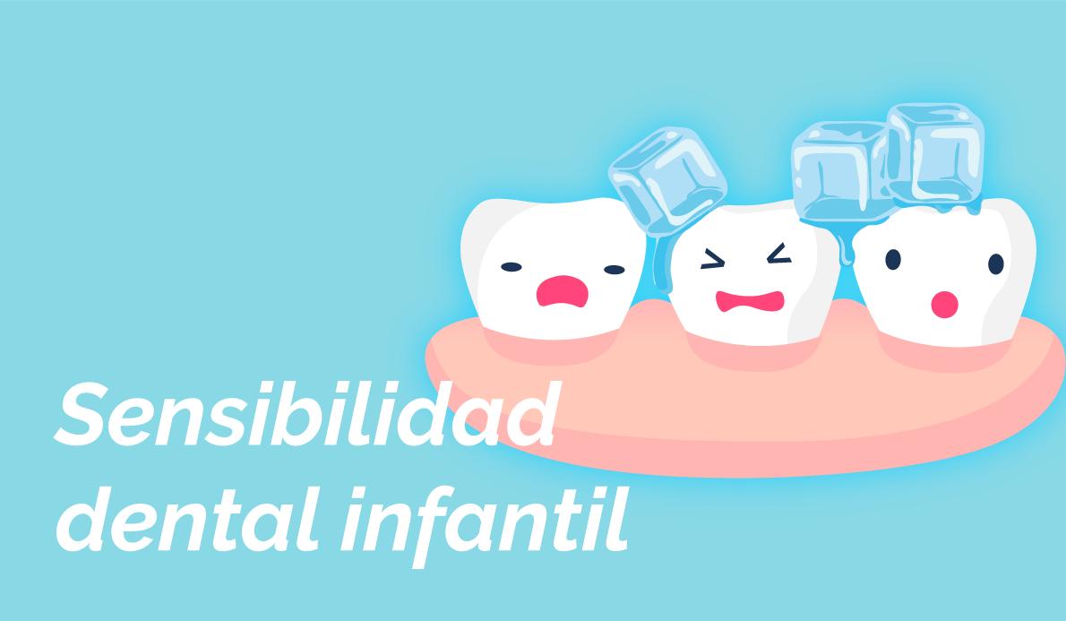 Sensibilidad dental en los niños