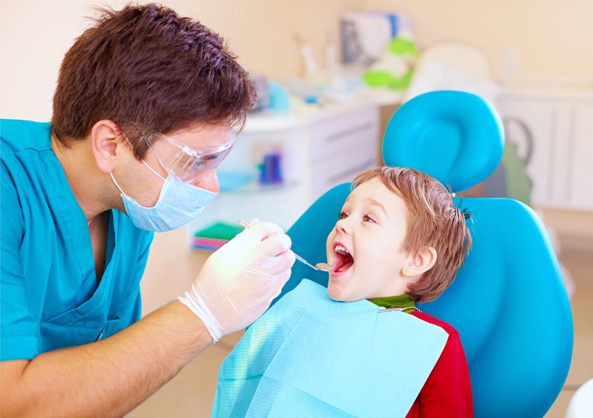 Mi hijo no quiere ir al dentista: ¿Que debo hacer?