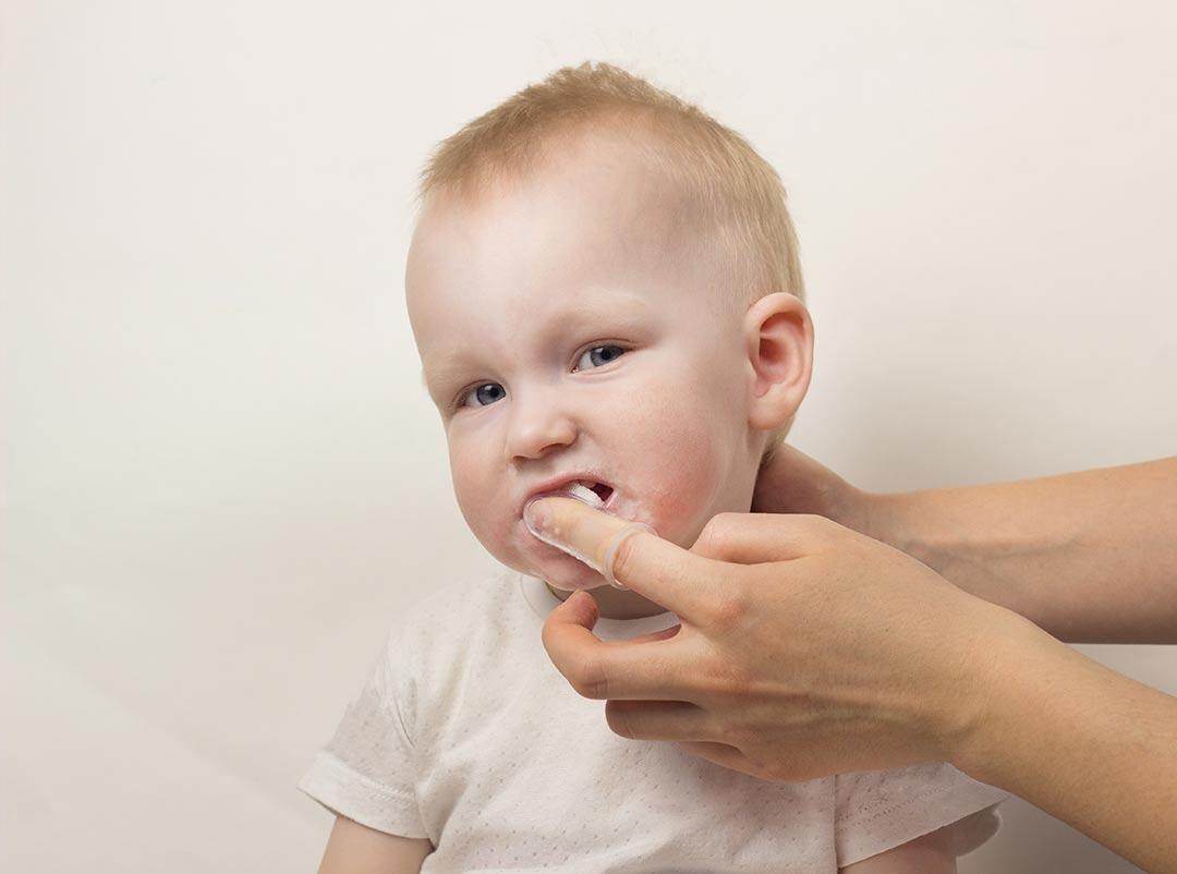 Preguntas: odontología para bebes
